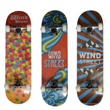 cheap wind street complete maple skateboards wholesale