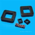 Engrenagens plásticas das peças do processamento do POM da engenharia