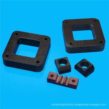 Engineering Plastic POM Processing Parts Gears