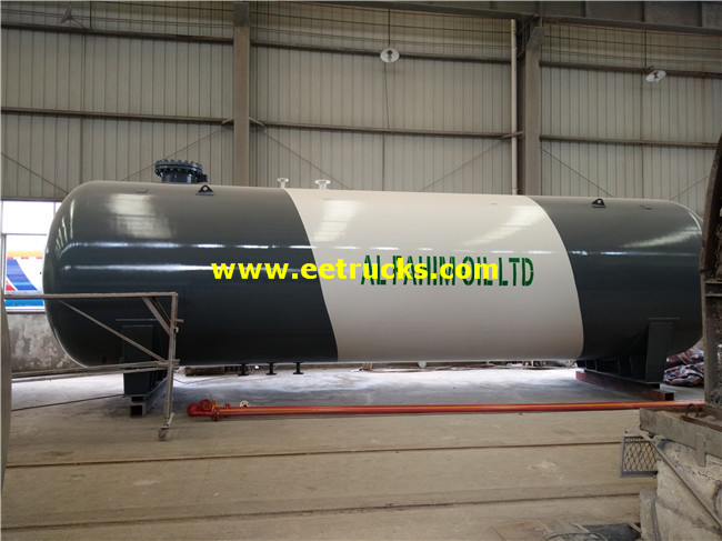 30 Ton Horizontal LPG Tanks