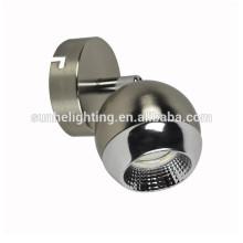 Фабричная цена мотор домашнего света 3w 6w 9w автомобиль светодиодный легкий алюминиевый сплав
