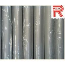 Profilé en aluminium / alliage d'aluminium Excellente fenêtre de paquet et mur-rideau (RAL-593)
