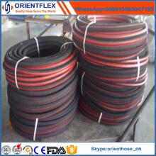 Tuyau flexible de décharge d'huile flexible de haute qualité 150psi