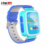 HQ children mobile phone watch gps with anti-Lost smart Child Guard iOS Android
