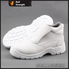 Ankle Microfiber Leather Safety Shoe with PU/PU Outsole (SN5138)