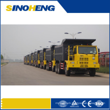 China Hova Dump Truck for Mining Area Tipper Truck