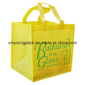 Custom Non Woven Fabric Reusable Bag for Shopping