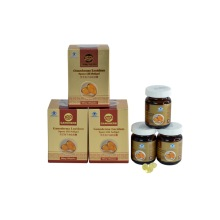 Ganoderma lucidumi Spore Oil Ekstraksi CO2 superkritis