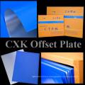 Различные размеры Сдвижные термопластины CTP