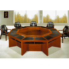 Luxury big size melamine panel conference meeting table
