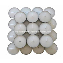 Bulk Package Pressed Paraffin Wax Tealight Candle with Good Price