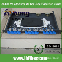 Ftth 2SC12 Fiber Optic Terminal Box