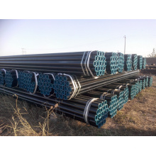 Calendrier à forte demande 80 X60 Seamless Line Pipe pour le gaz