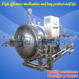 Stainless Steel Steam Autoclave (Sterilizer) for Food