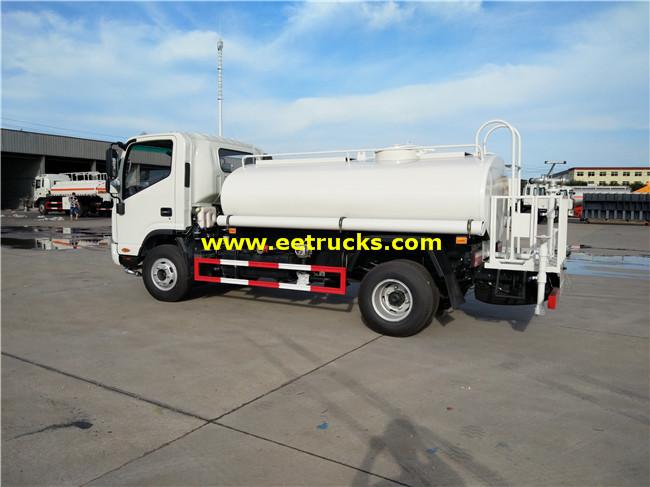 4200L Drinking Water Trucks