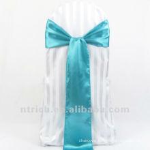 Satin sash, chair sash, chair wraps