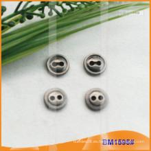 Botón de aleación de zinc y botón de metal y botón de costura de metal BM1595