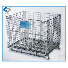 Heavy-Duty Storage Cage for Workshop and Warehouse