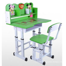 2015 Hot Sale Lovely Children Desk and Chair
