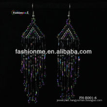 hot sell earring braided earring