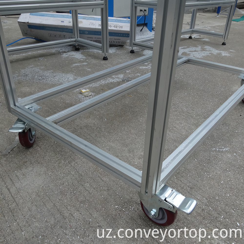 Moveable Assembly Table