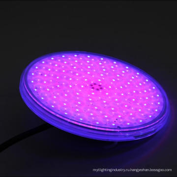 IP68 Заполненный эпоксидной смолой светодиодный светильник для плоского бассейна без корпуса