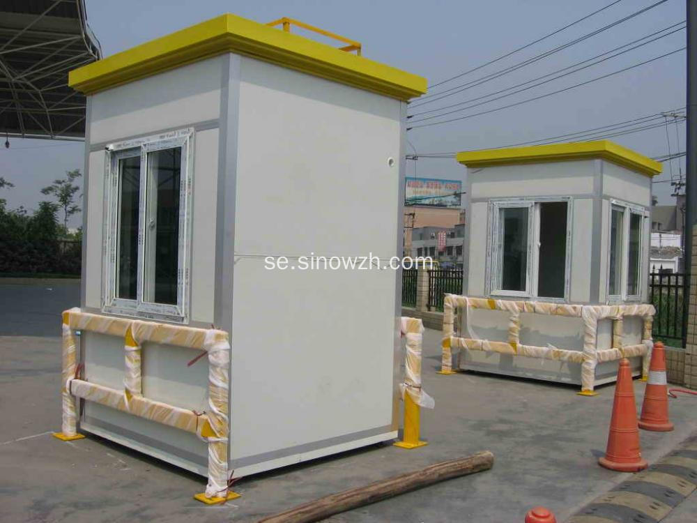 Prefabricated House for Hutment