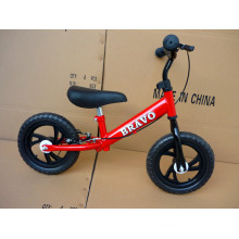 2016 new type balance kids bike kick bike 12inches EVA tire good quality with EN 71 certification balance bike kids balance bike