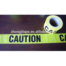 хорошая растяжимость баррикады ЧП желтое предупреждение ленты