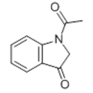 1-Acetyl-3-indolinone CAS 16800-68-3