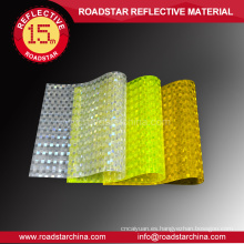 Micro hoja de PVC prismático con superficie especial