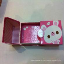 Caja de lápiz impresa innovadora / Caja de regalo de papel pequeño
