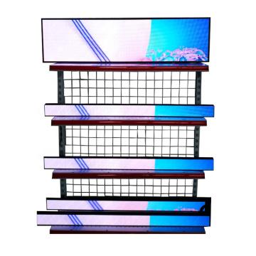 Visor digital de borda de prateleira 400 * 200 Bar