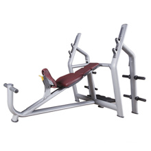 Luxury Olympic Incline Bench Commercial Gym Equipment
