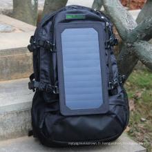 Meilleures ventes 35L Sports extérieurs Sac de chargeur solaire Sac à dos Camping de randonnée (SB-168)