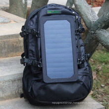 Top Selling 35L Outdoor Sports Solar Charger Bag Backpack Hiking Camping (SB-168)