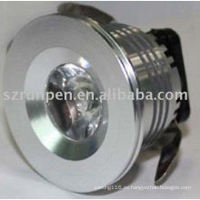 A presión de fundición sombra de luz LED