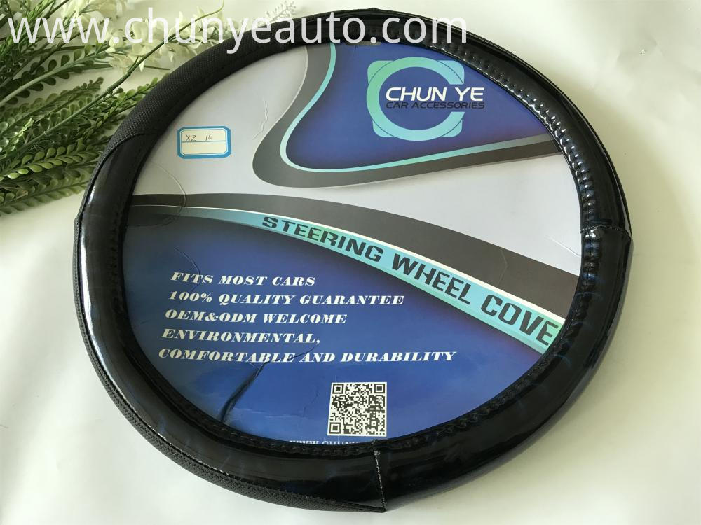 car pvc steering wheel wrap