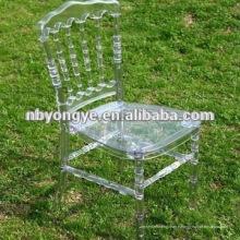 Chaise cloche de napoleon en résine de mariage
