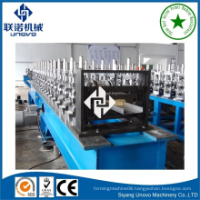 unovo automatic perforated c cable tray making machine