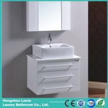 Gabinete de lujo del baño del MDF de la alta calidad (LT-C049)