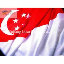 Polyester nationalen Flaggen/Polyester bedruckt jedes Länder Nationalflagge
