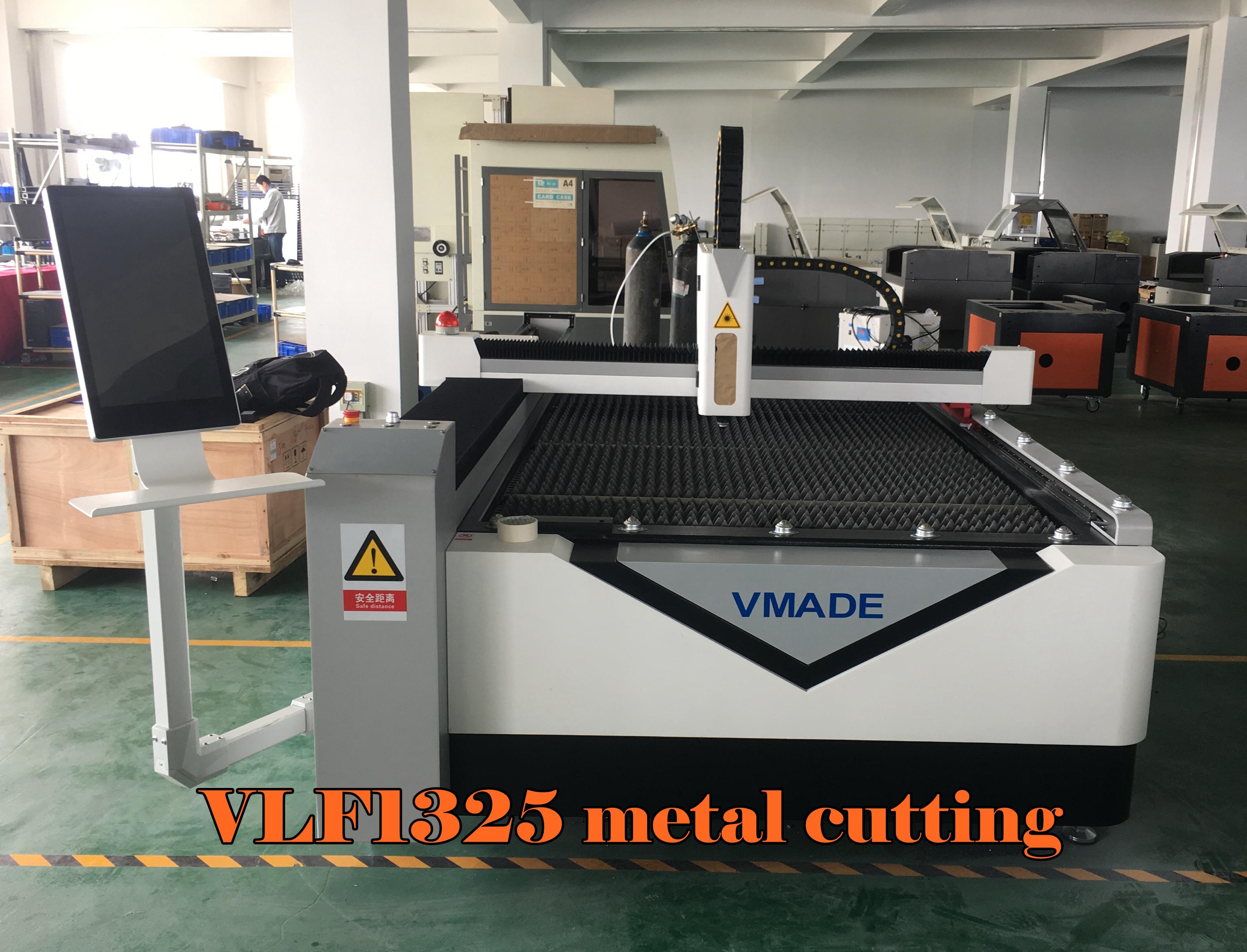 1325 fiber laser cutting machine