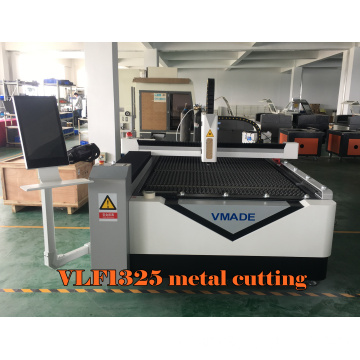 1325 Laser Metal Cutting con Raycus500Watt