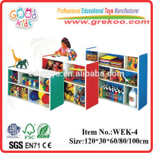 2014 new wooden cabinets for kids,popular wooden preschool cabinets ,hot sale preschool cabinets