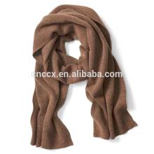 PK17ST281 Rib stitch coleção cachecol de inverno mais grosso China preço de atacado