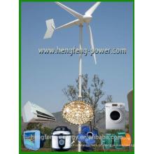 Gerador de energia de vento de 3kw de baixo preço para venda