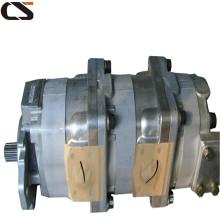 WA380-5 loader 705-55-33080 Pompe hydraulique assy