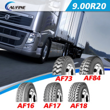Heavy-Duty Truck Tyre, Radial Bus Tire (9.00R20)