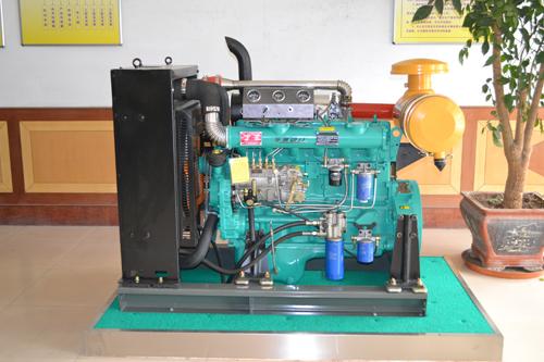 90KW Diesel Motor